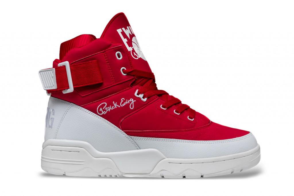 Red White Ewing Athletics 33 HI
