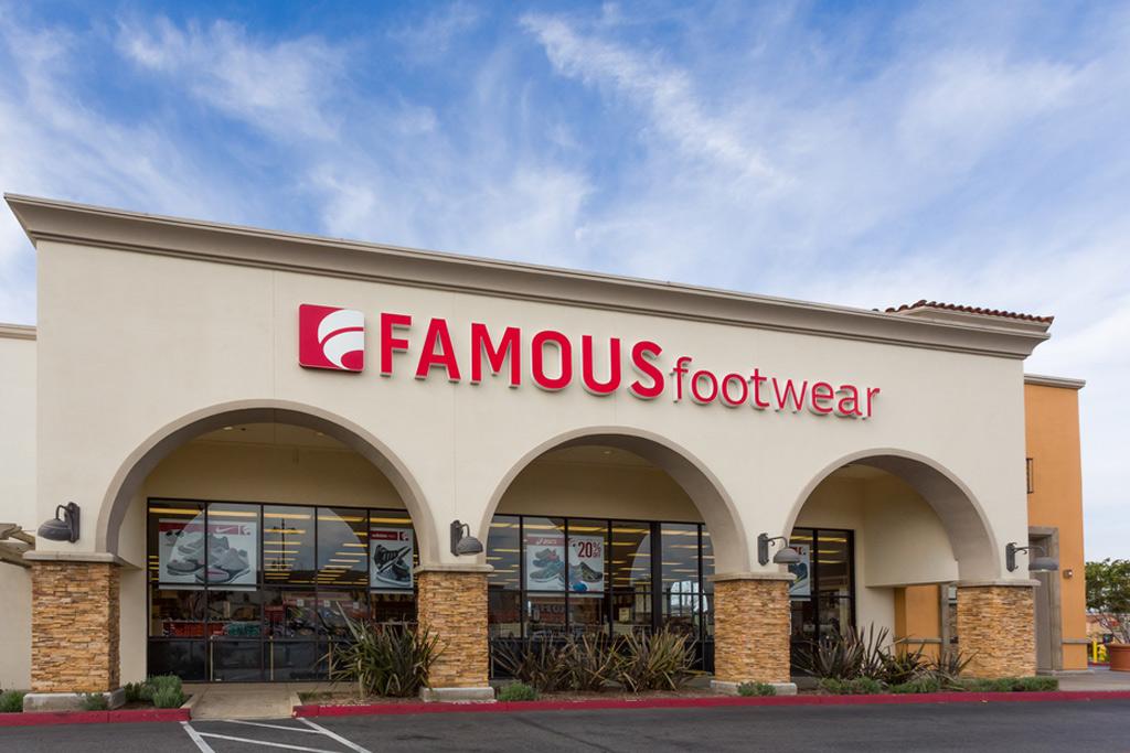 Famous Footwear Looks Ahead After