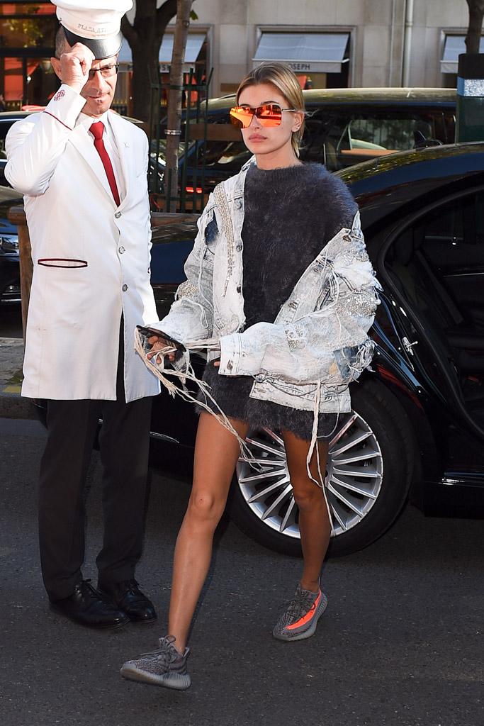 Celebrities Wearing Yeezy Sneakers