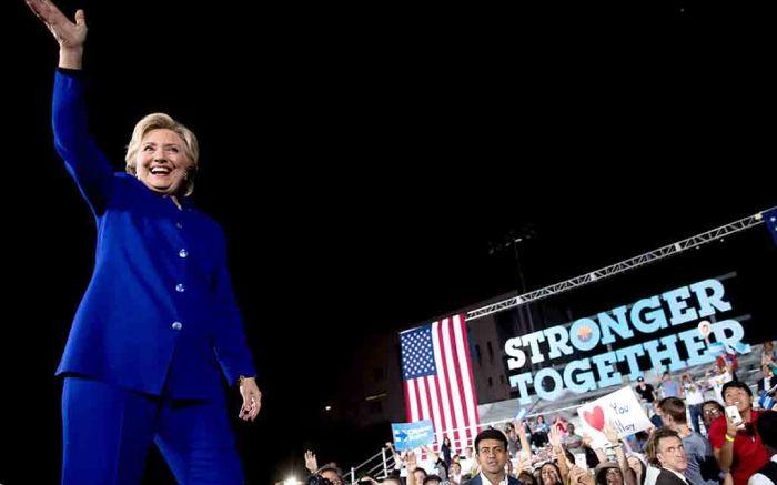 Hillary Clinton DC Fundraiser