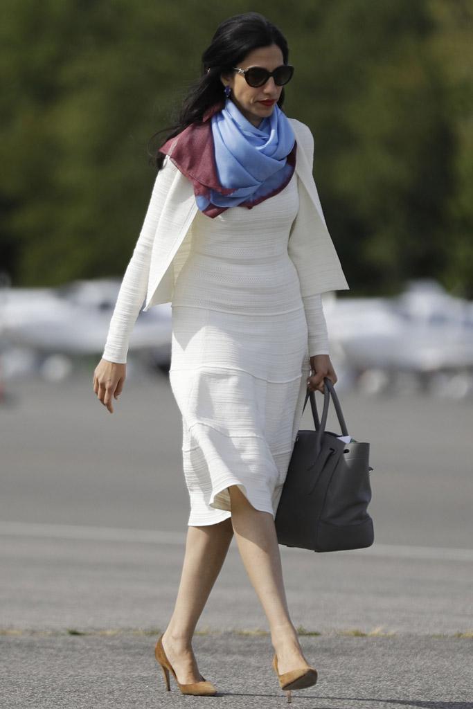 Huma Abedin Shoe Style
