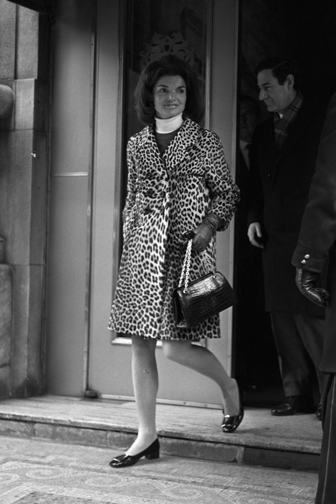 Jackie Kennedy Onassis Style