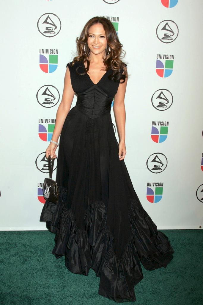 Jennifer Lopez Latin Grammy Awards