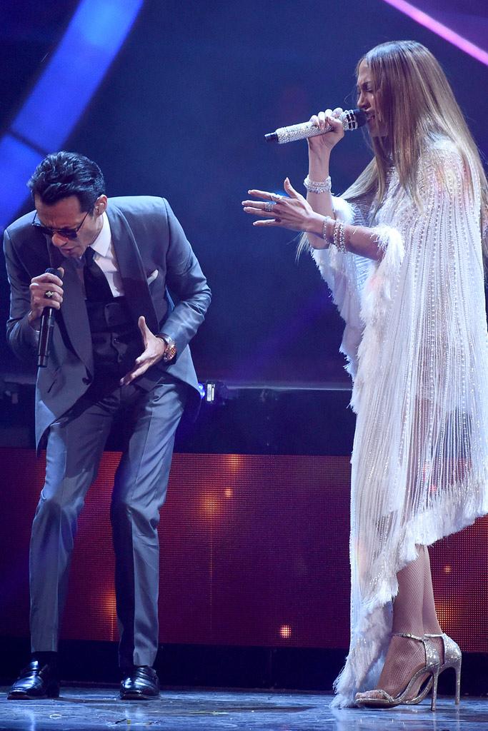 Jennifer Lopez Latin Grammys 2016