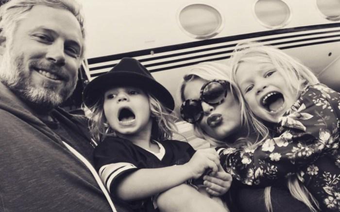 Jessica Simpson Daughters