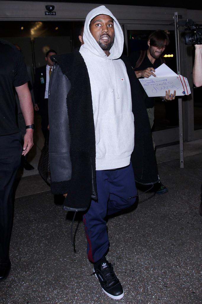 Kanye West Calabassas x Adidas