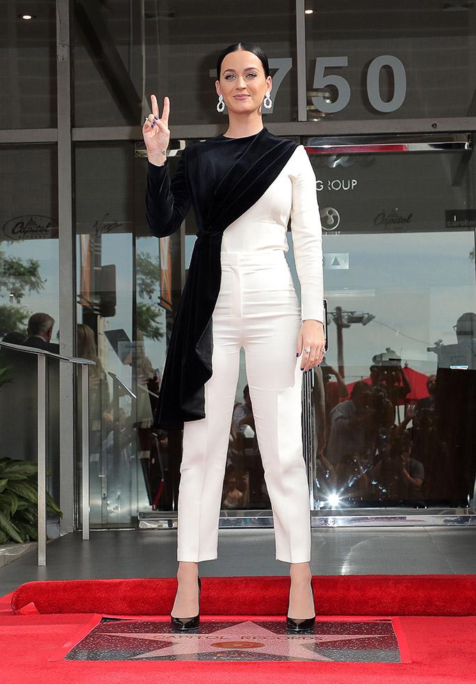 Katy Perry in Giuseppe Zanotti