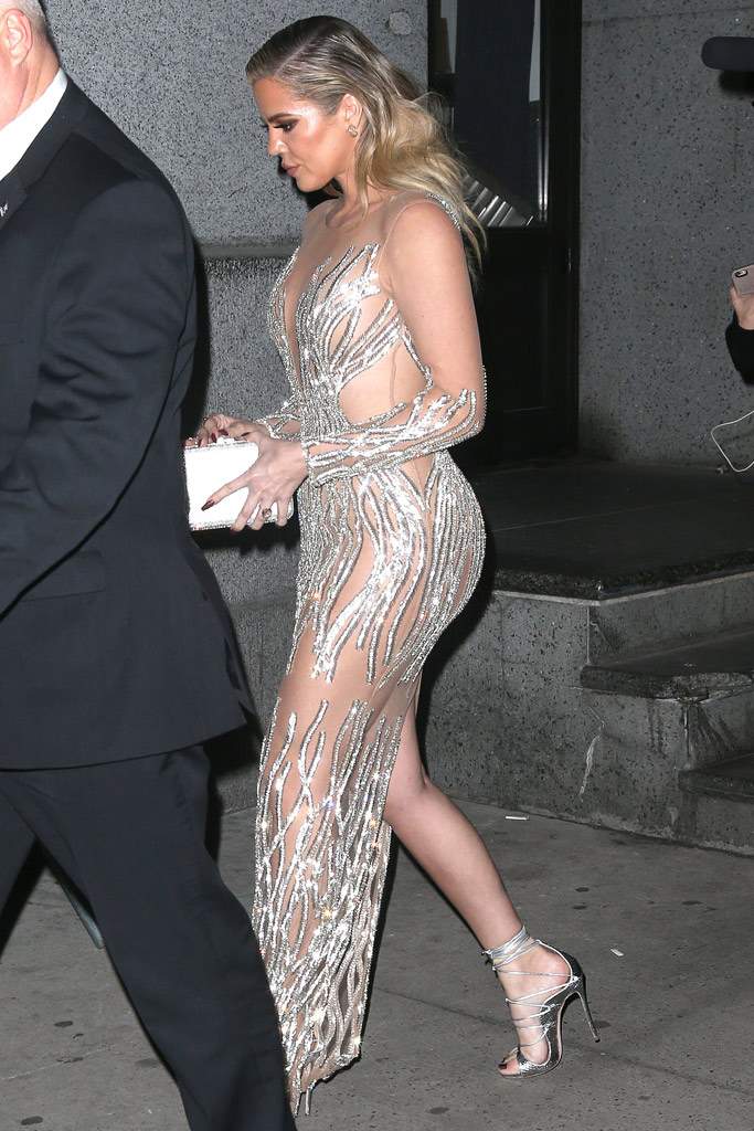 Khloe Kourtney Kardashian Angel Ball