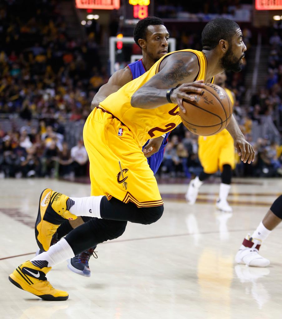 NBA Star Kyrie Irving's Next Nike Shoe