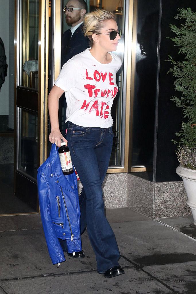 Lady Gaga Love Trumps Hate