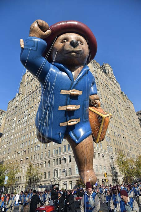 Macy's Thanksgiving Day Parade 2016 Costs