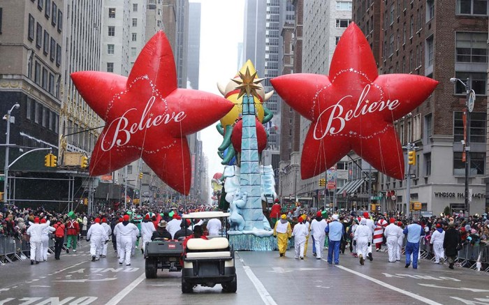 Macy's Thanksgiving Day Parade Costs