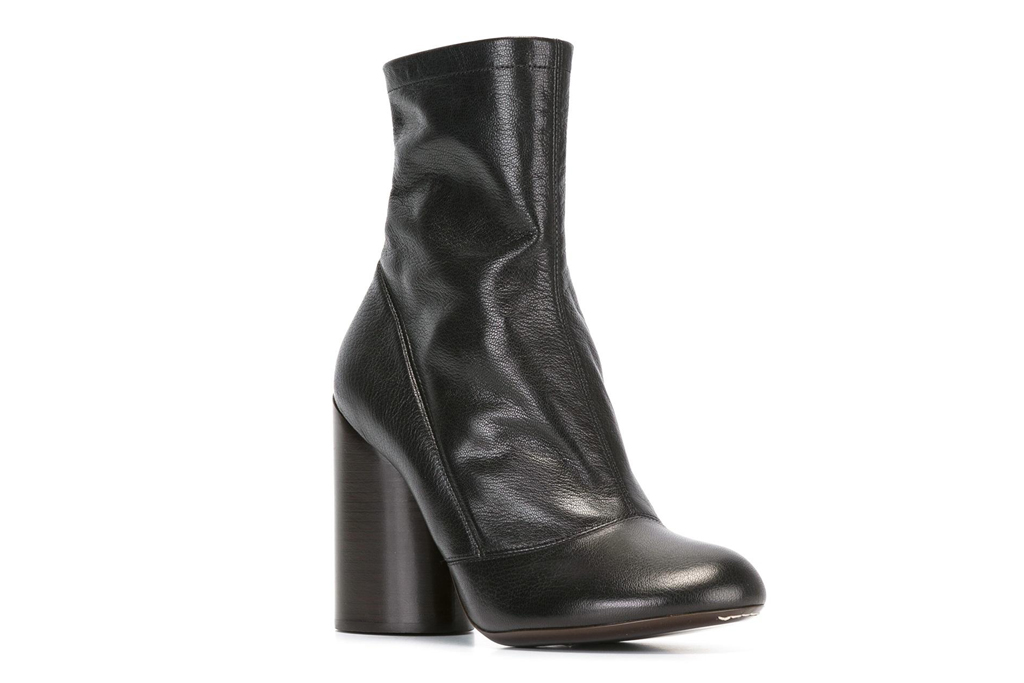 Marc Jacobs boots; previously $809, now $404.