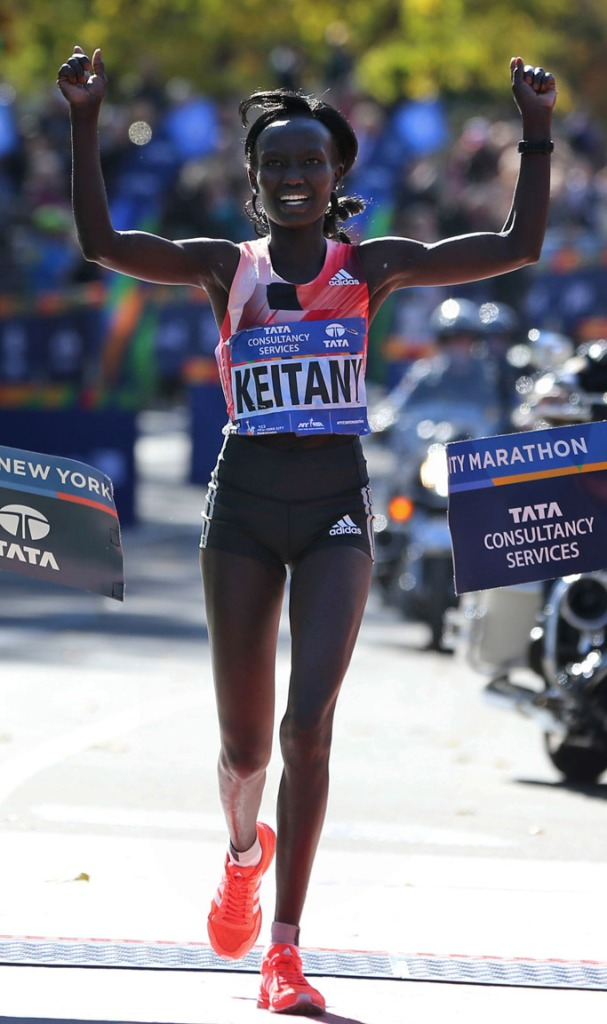 Mary Keitany nyc marathon