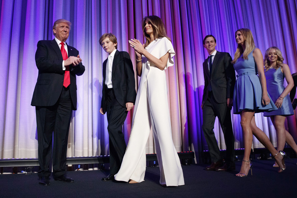 Melania Trump Election