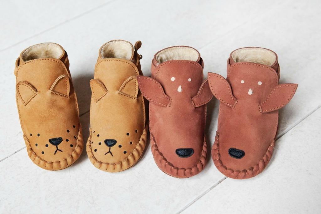Donsje-booties