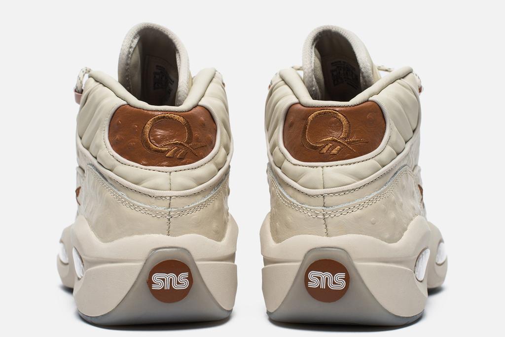 Sneakersnstuff x Reebok Question Mid