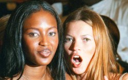 Fidel Castro Said Naomi Campbell, Kate