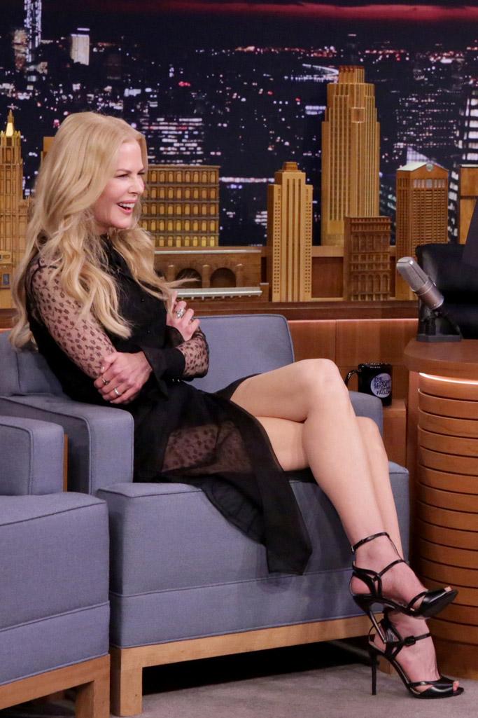 Nicole Kidman Tonight Show Starring Jimmy Fallon