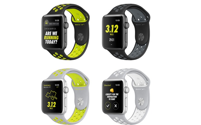 Apple Watch Nike + Features
