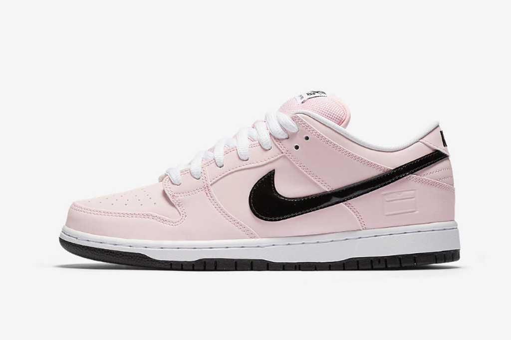 Nike SB Dunk Low Elite Pink Box