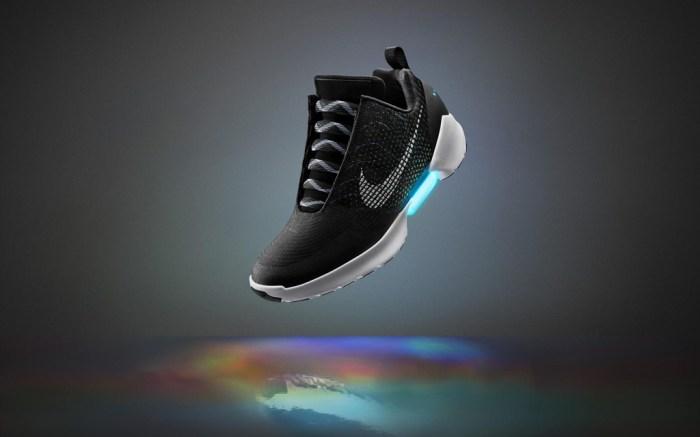 Nike HyperAdapt 1.0 black white blue lagoon