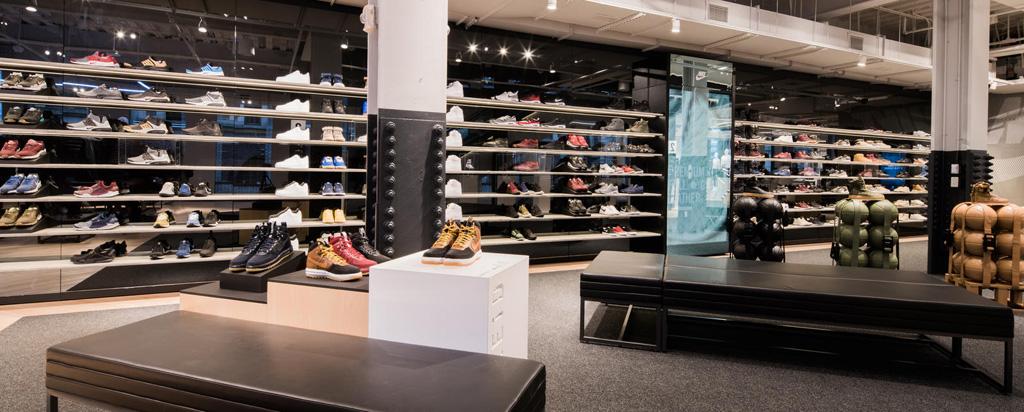 Nike Sportswear Soho NYC