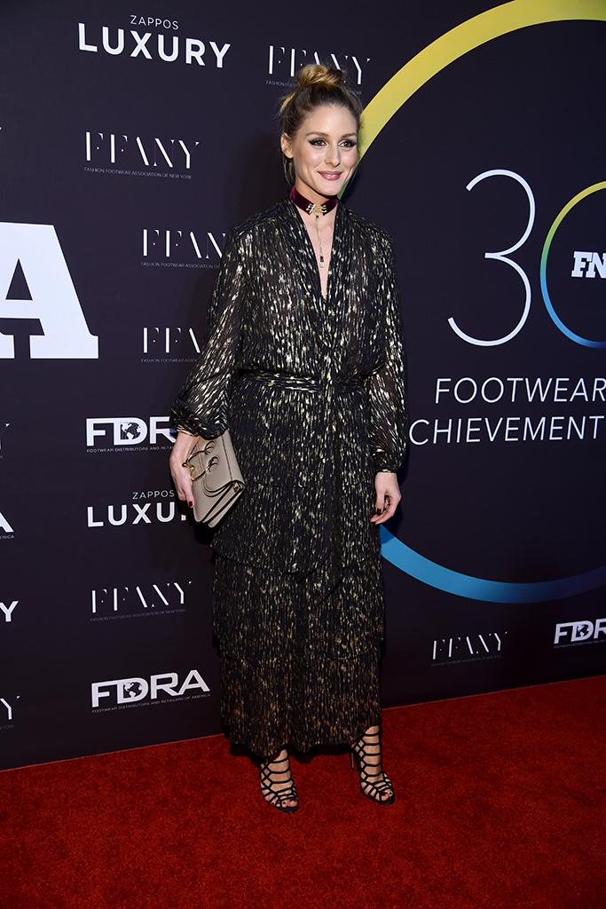 Olivia Palermo Shoe Style FNAA