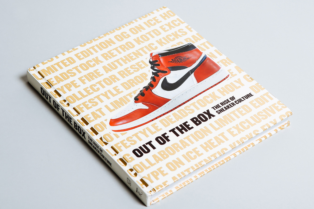 Out of the Box: Rise of Sneaker Culture Book