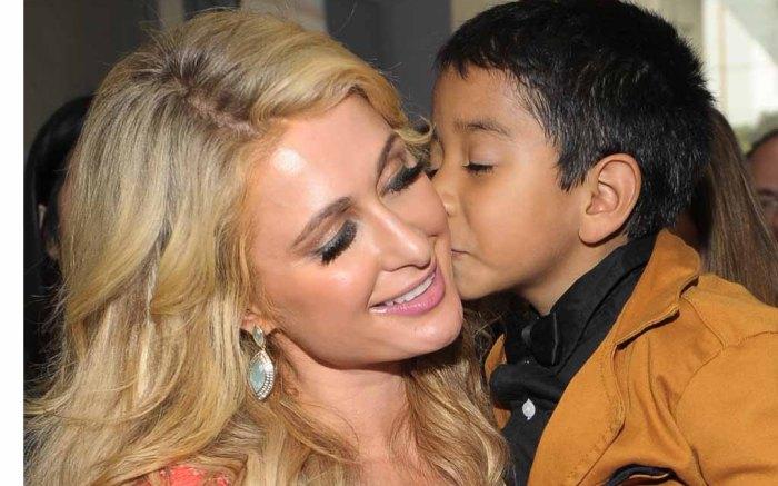 Paris Hilton in Mexico City