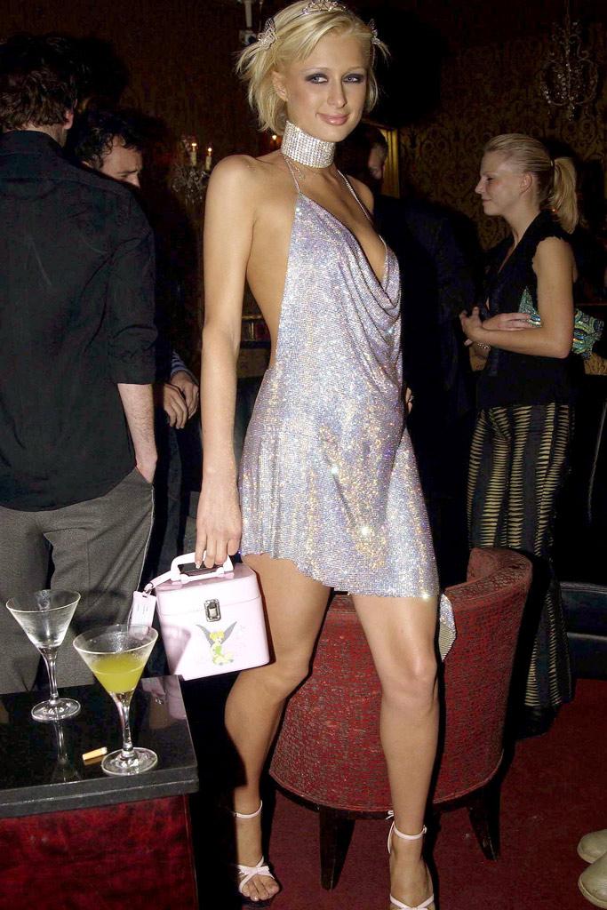 Paris Hilton 21st Birthday