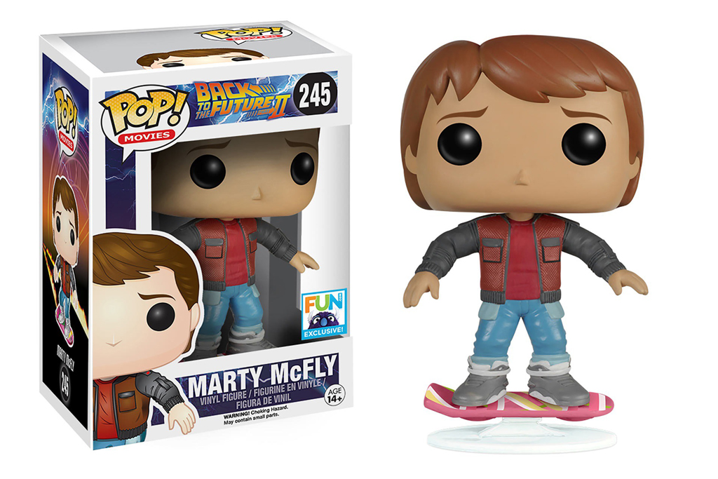 Marty McFly Funko Pop
