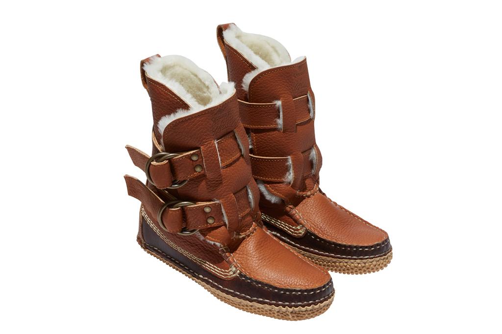 Quoddy x LL Bean women's boot