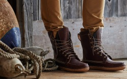 Quoddy X LL Bean boot