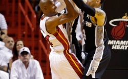 Ray Allen's On-Court Kicks