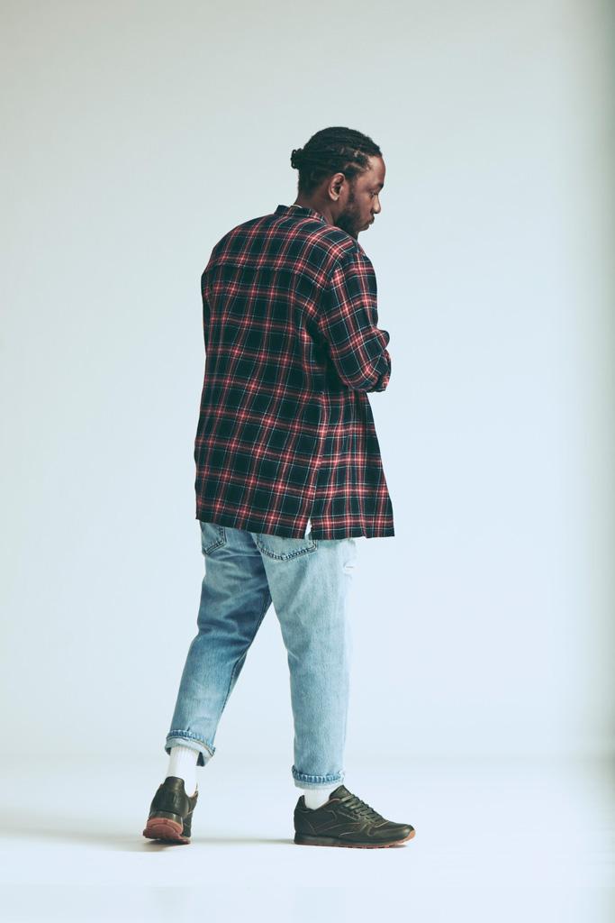 Reebok Classic x Kendrick Lamar Classic Leather Lux