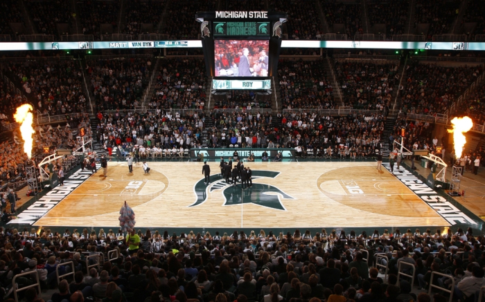 Michigan State's Breslin Student Events Center