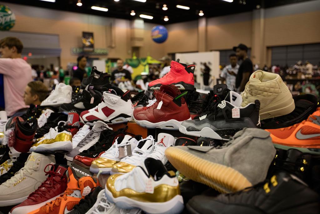 Sneaker Con NYC – Footwear