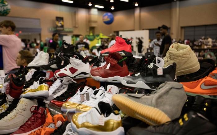 Air Jordan Adidas Yeezy Boost Sneaker Con Atlanta