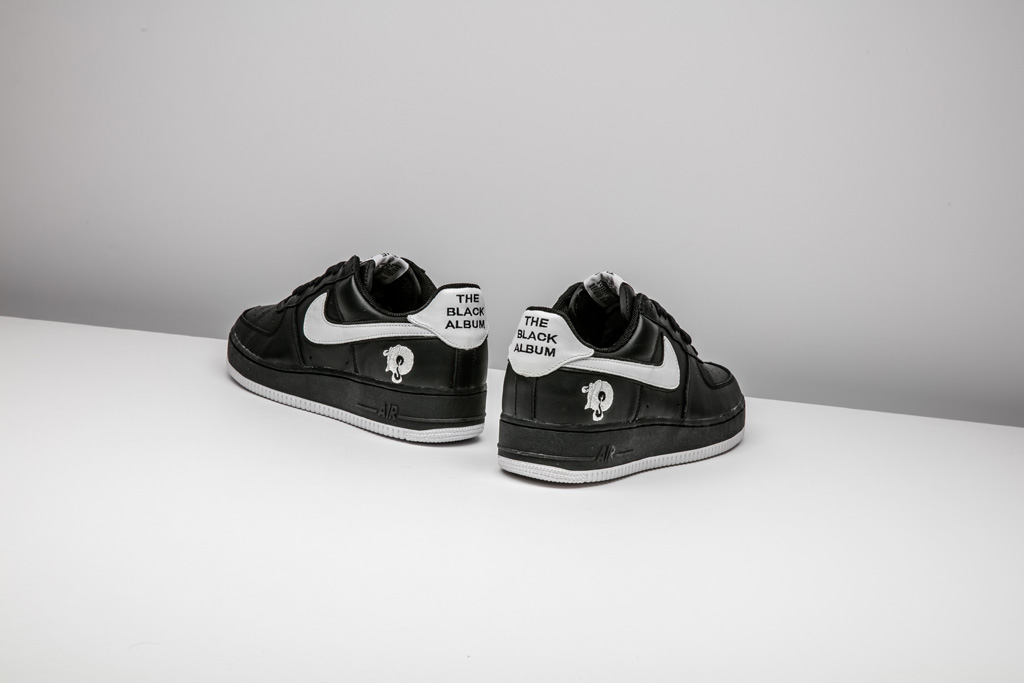 Nike Air Force 1 Jay Z' The Black Album