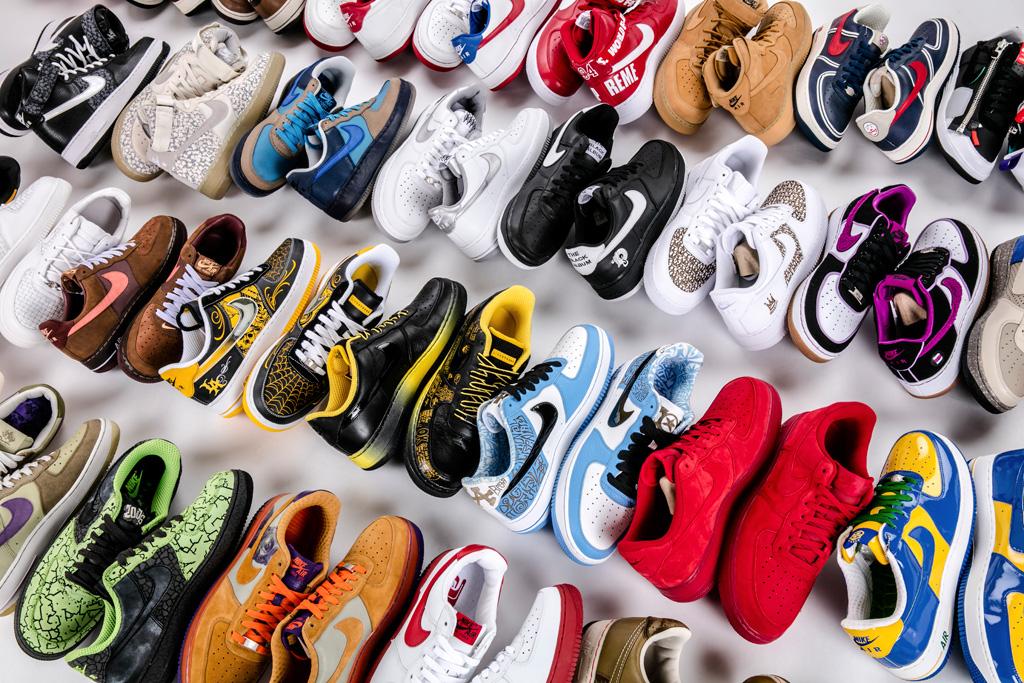 Stadium Goods to Sell 100 Rare Nike Air