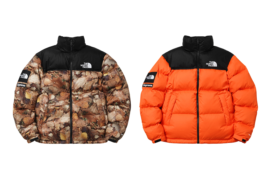 Supreme x The North Face Nuptse