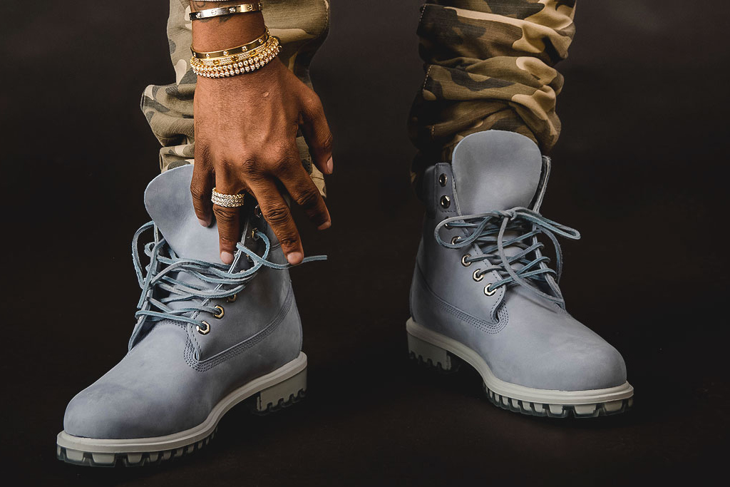 """Timberland 6"""" Premium Boot 'First Frost'"""