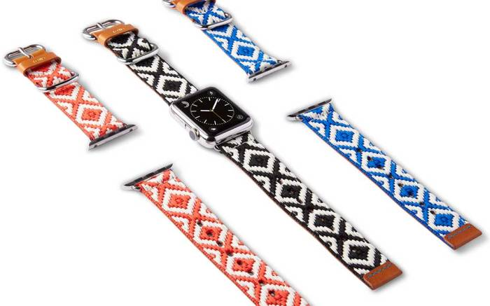 Toms wristbands for Apple Watch.