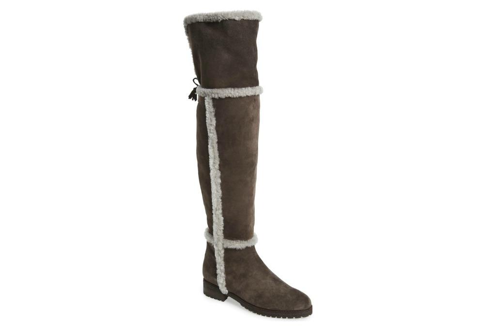 Frye Shearling Boot