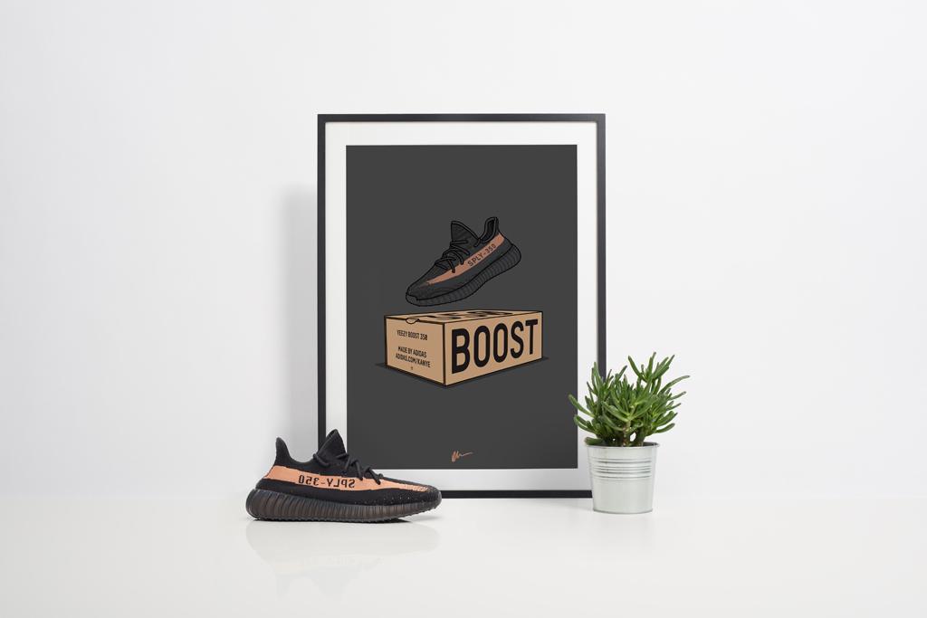 poster yeezy