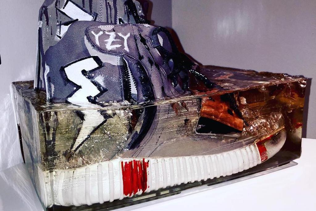 Adidas Yeezy Boost 750 Sculpture