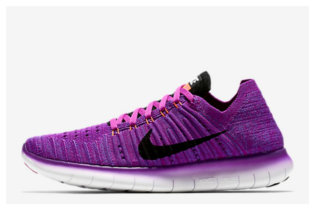 Nike Free RN Flyknit Running Shoe