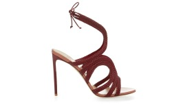 Francesco Russo Braided-Leather Sandals