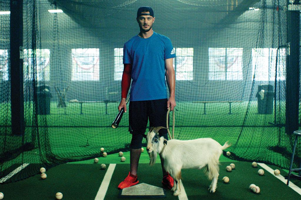Adidas Chicago Cubs Kris Bryant